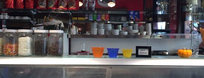 Cafe Amarino is one of VA Beach.