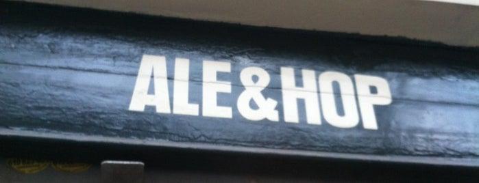 Ale & Hop is one of De Birras por Barcelona....