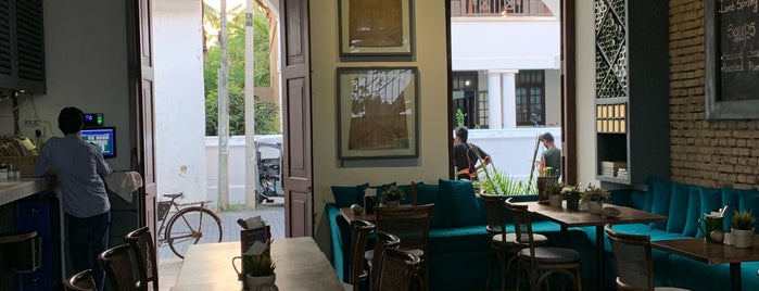 Sugar Bistro & Wine Bar is one of Lieux sauvegardés par Klingel.