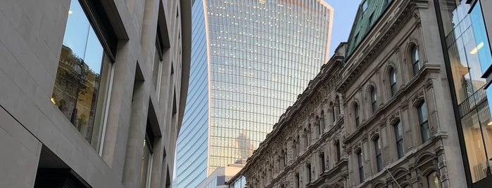 20 Fenchurch Street is one of To Go 🏃🏼.