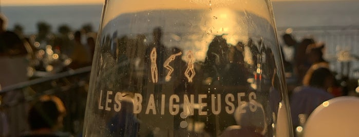 Les baigneuses is one of Katerina's Saved Places.