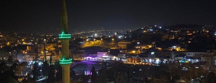 Balıklıgöl Dergah is one of Şanlıurfa.