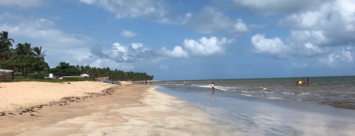 Praia de Japaratinga is one of Orte, die Daniela gefallen.