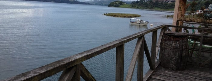 Palafito Hostel is one of Chiloe 2012.