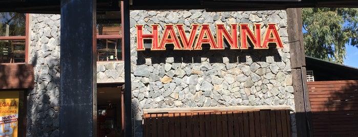 Havanna is one of Lieux qui ont plu à Silvina.