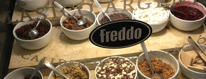 Freddo is one of Lugares favoritos de Maru.