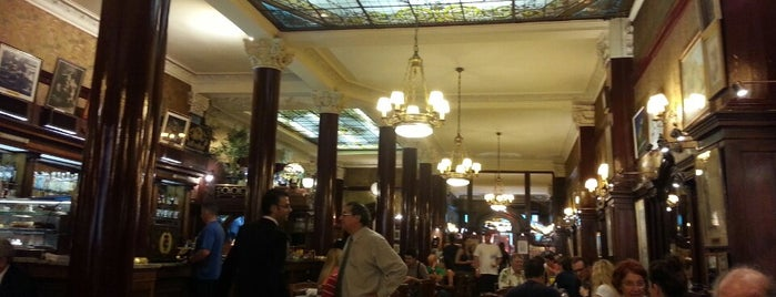 Gran Café Tortoni is one of Buenos Aires - Tour.