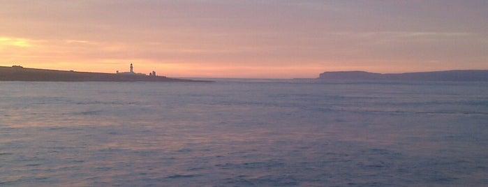 Scapa Flow is one of Lugares favoritos de Carl.