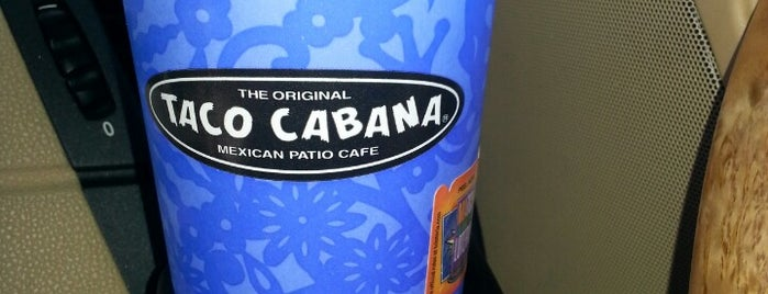 Taco Cabana is one of Posti che sono piaciuti a Jeffrey.