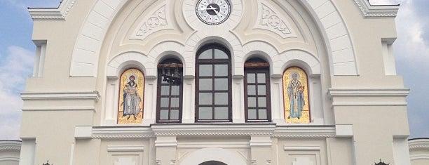 Свята-Мікалаеўскі гарнізонны сабор / Свято-Николаевский гарнизонный храм is one of Bengi: сохраненные места.
