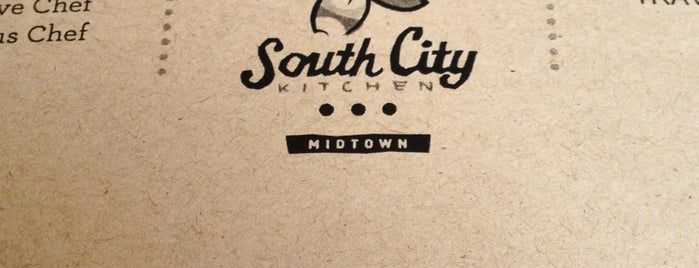 South City Kitchen is one of Where to Eat: ASAE 2013.