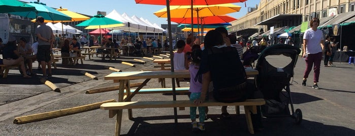 Smorgasburg Los Angeles is one of LA PB food.