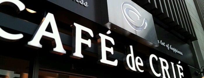 CAFÉ de CRIÉ 名駅西口店 is one of 思い出の場所.