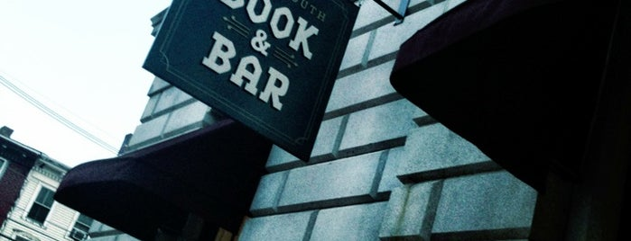 Portsmouth Book & Bar is one of NH.