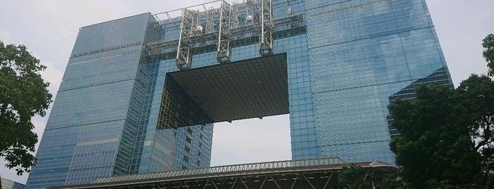 Telecom Center is one of Japon Tokio.