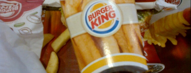 Burger King is one of Top picks for Veggie burgers.