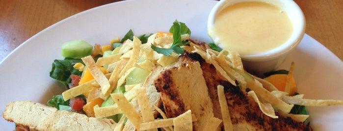 Veggie Grill is one of LA Haunts.