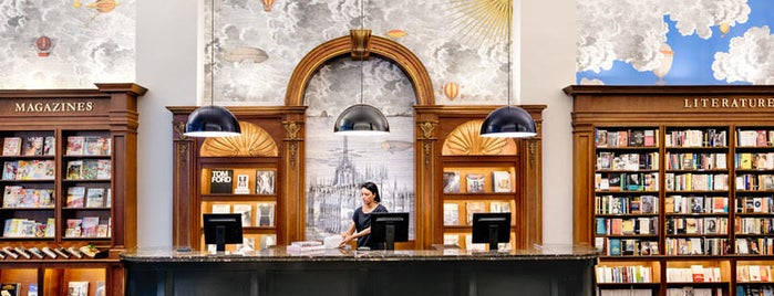 Rizzoli Bookstore is one of Bookstores NYC.