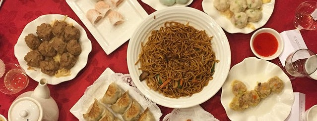 Jing Fong Restaurant 金豐大酒樓 is one of NYC.
