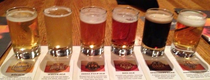 Rock Bottom Restaurant & Brewery is one of Brewery Tours.