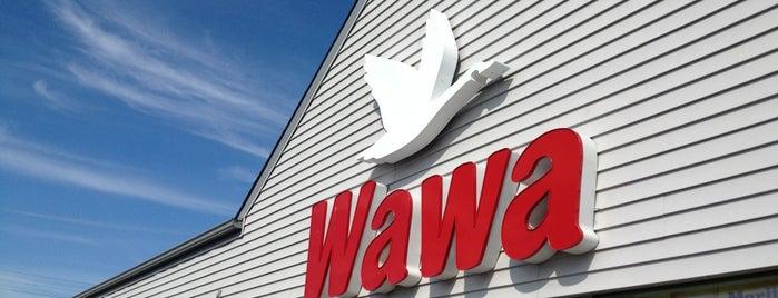 Wawa is one of Tempat yang Disukai Matt.