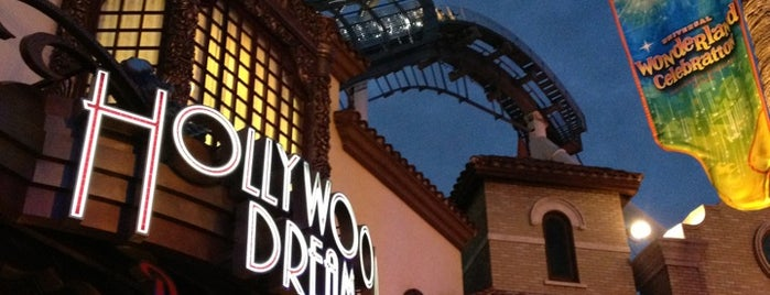 Hollywood Dream - The Ride is one of Universal Studios Japan.