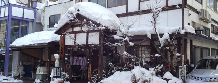 Moritaki is one of 新潟.