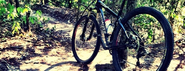 Ho Chi Minh: Memorial Park Mountain Bike Trails is one of Social Stop Spots.