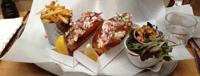Burger & Lobster is one of Lugares guardados de N..