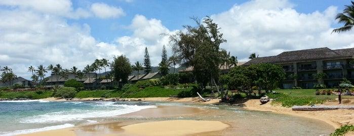 Wailua Beach is one of Places to Visit: Kauai, HI.
