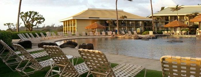 Kauai Beach Resort & Spa is one of Alyssa'nın Beğendiği Mekanlar.