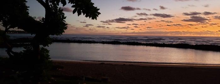 Lydgate Park Pools is one of Kauai.
