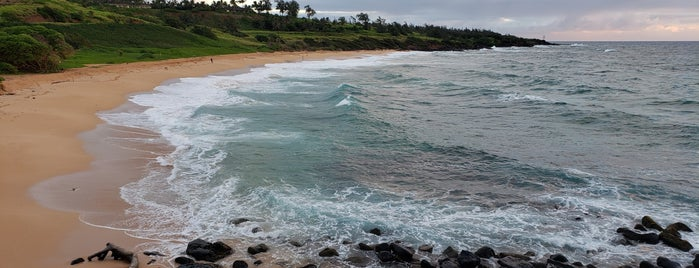 Donkey Beach is one of Kauai.