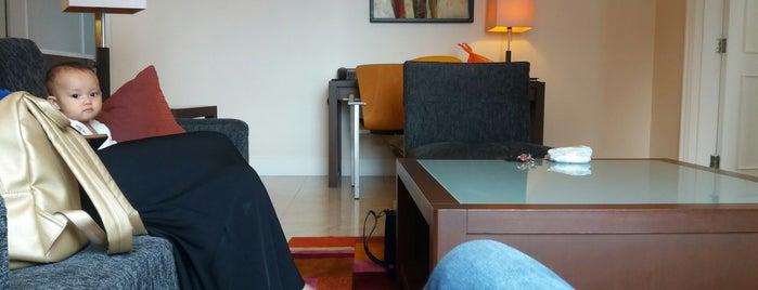 PNB Darby Park Executive Suites is one of Posti che sono piaciuti a Rahmat.