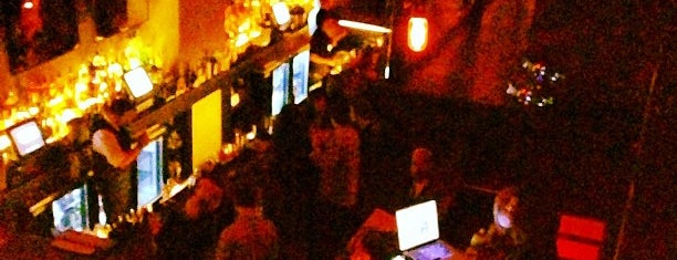 EVR NYC is one of Bar Scene.