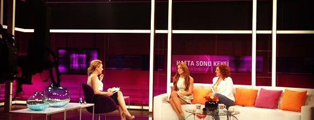 CNN Türk is one of Lieux sauvegardés par Dilek.