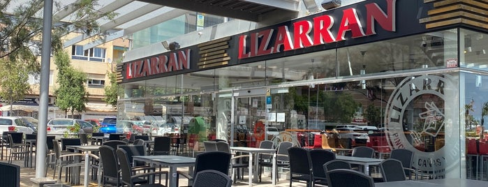 Lizarrán is one of Paolaさんのお気に入りスポット.