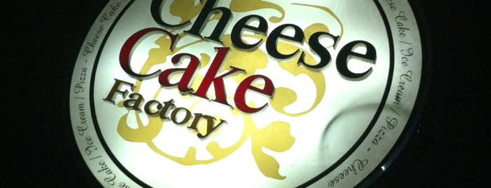 Cheese Cake Factory is one of Jakarta. Indonesia.