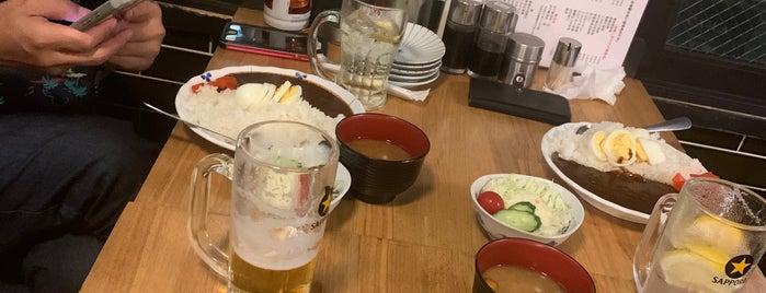 大衆食堂 BEETLE is one of モリチャン : понравившиеся места.