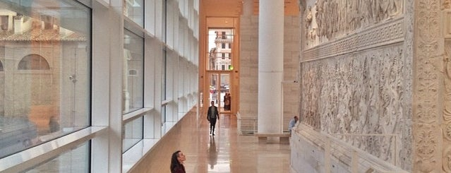 Museo dell'Ara Pacis is one of Supova in Roma.