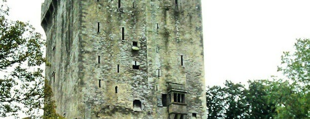 Blarney Castle is one of World Heritage Sites!!!.