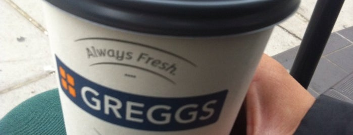 Greggs is one of Orte, die Carl gefallen.
