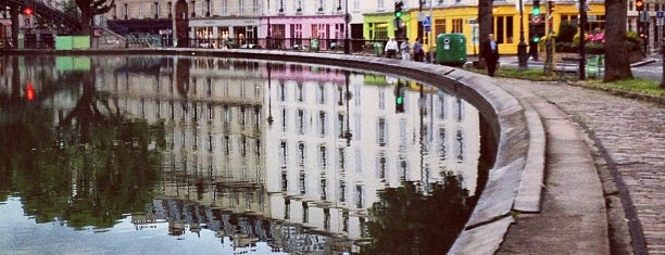 Quai de Valmy is one of Paris.
