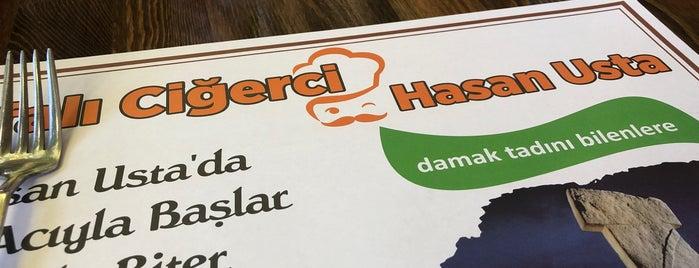 Hasan Usta'nın Yeri is one of Şanlıurfa.