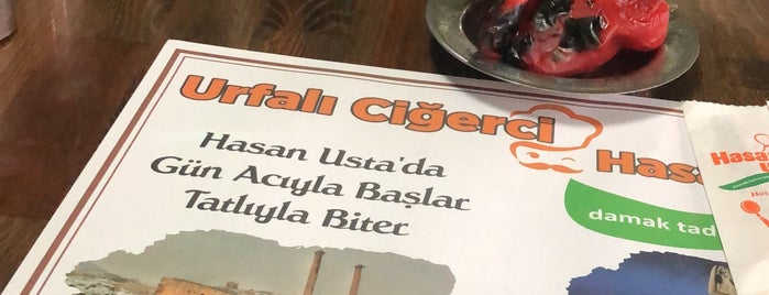 Hasan Usta'nın Yeri is one of Urfa.