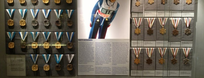 Urheilumuseo / Sports Museum is one of Достопримечательности Финляндии.