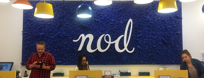 The Land Of Nod is one of สถานที่ที่ Kate ถูกใจ.