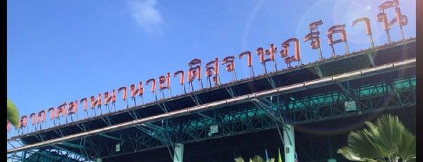 수랏타니 공항 (URT) is one of Thailand.