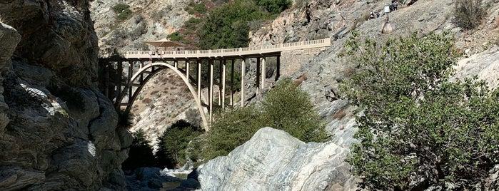 Bridge to Nowhere is one of CA.