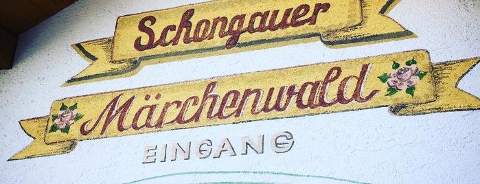 Schongauer Märchenwald is one of Ausflüge mit Kindern.